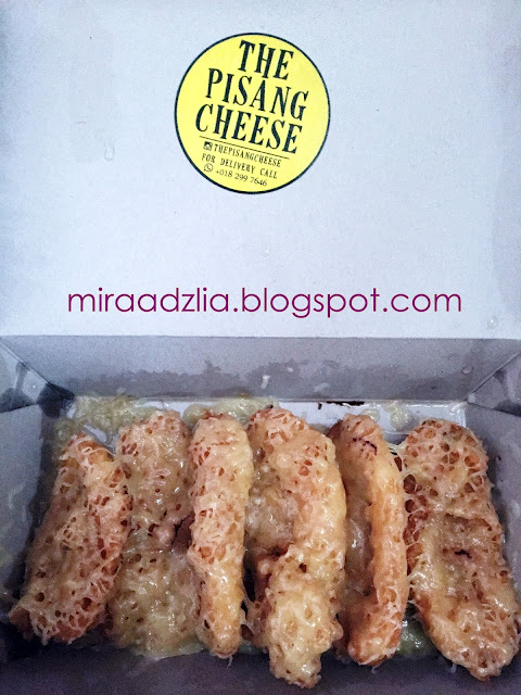 The Pisang Cheese