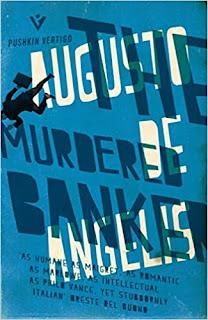 The Pushkin Vertigo edition of The Murdered Banker