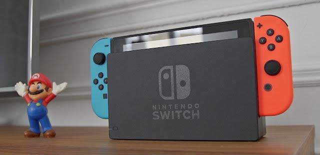 Nintendo Switch llega 36,87 millones de consolas vendidas igualando en ventas a PS4.