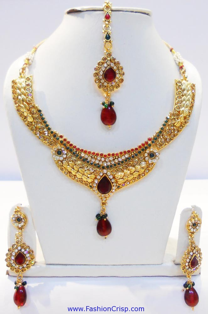 Kundan Jewellery Amp Necklace S Designs Sudhakar Gold Works