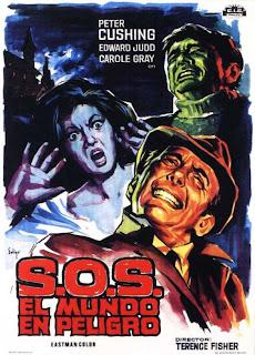 S.O.S. El mundo en peligro, poster de la película