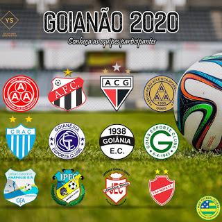 FGF muda data da última rodada do Campeonato Goiano da fase de classificação