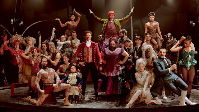 Hugh Jackman Michael Gracey | The Greatest Showman