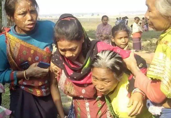 Assam-Tribal-Farmers-Mikir-Bamuni-Villages-Allegedly-Face-State-Violence-Demanding-Land-Rights