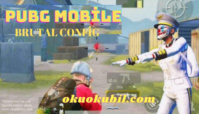 Pubg Mobile 1.3 Pasha Hack Brutal Config Free Hile GL + KR İndir