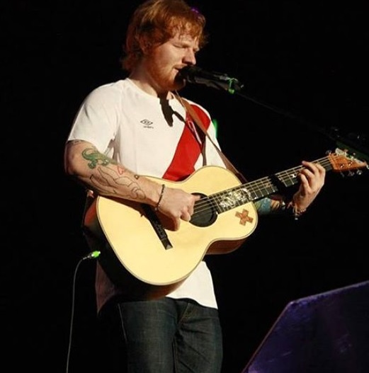 Canzone Testi Traduzione Ed Sheeran - Photograph (Italian Lyrics Translation)