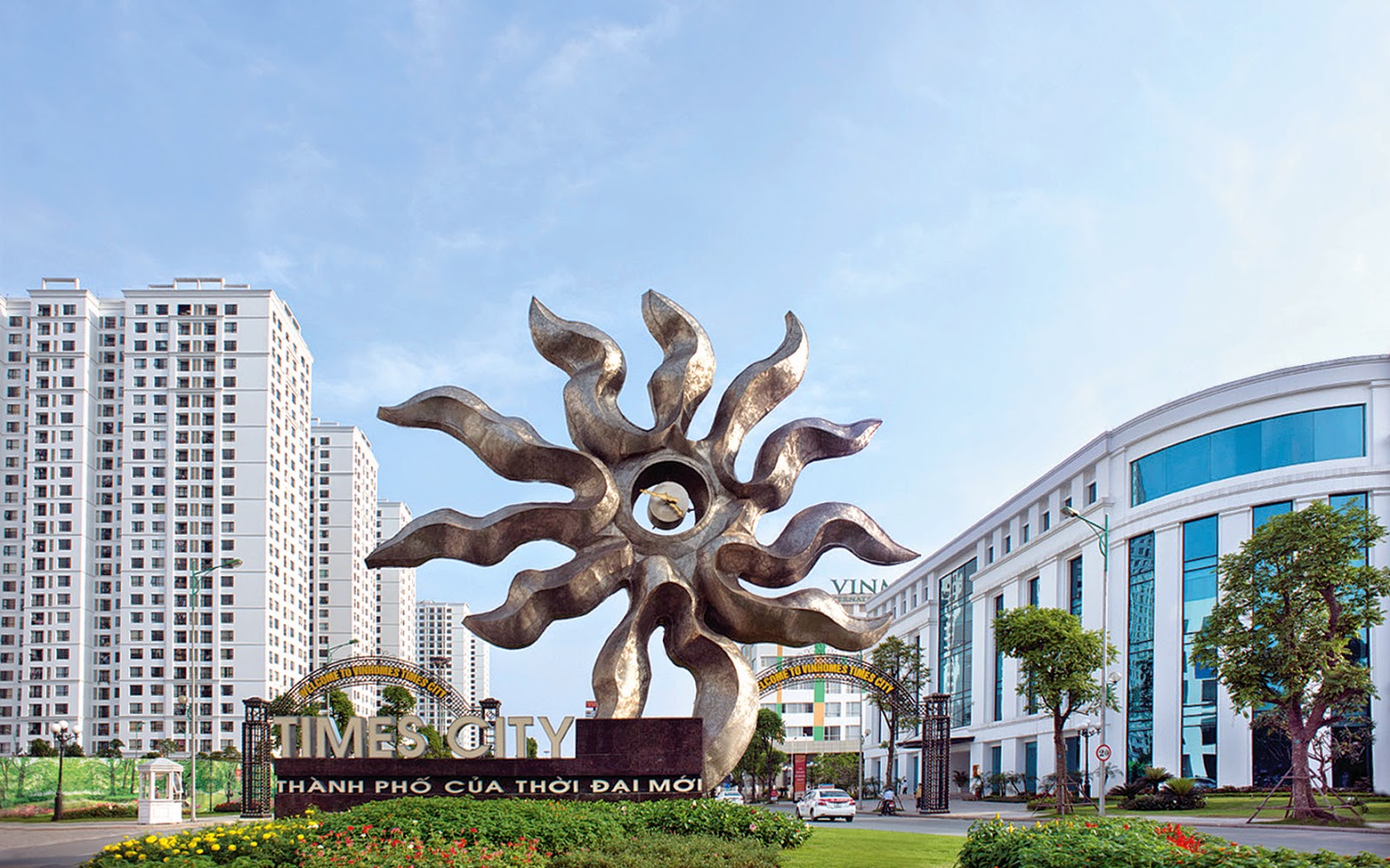 BÁN CHUNG CƯ TIMES CITY 458 - 460 MINH KHAI
