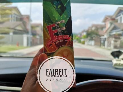 Fair Fit Cik Epal dan Jofliam
