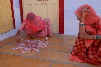 Jaisalmer, la dorée : les temples Jains et le Thar Heritage Museum 36