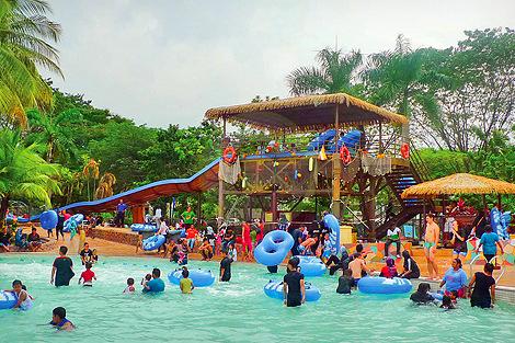 Shah Alam Water Park