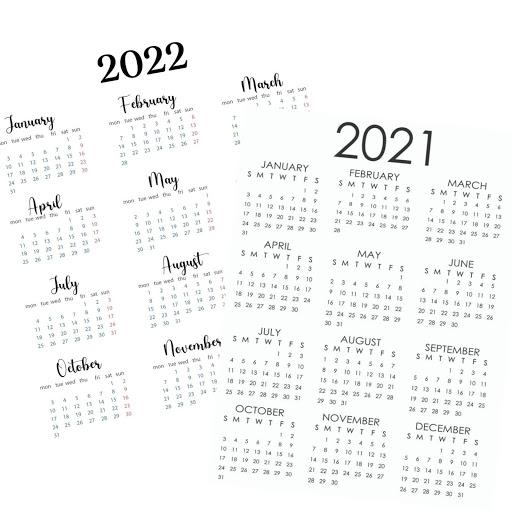 Calendars for Sale!