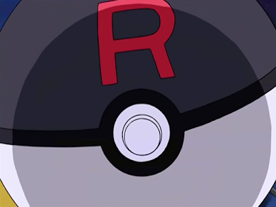 Poké Bola Rocket
