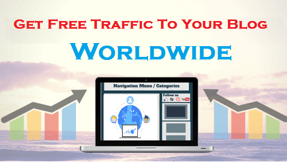 The Secrets To How To Get Free Traffic To Your Blog