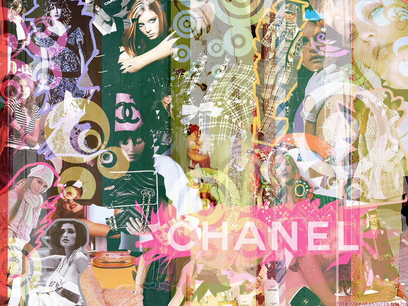All Type of Wallpapers: Fashion wallpaper chanel