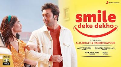 Smile Deke Dekho Lyrics Sunidhi Chauhan