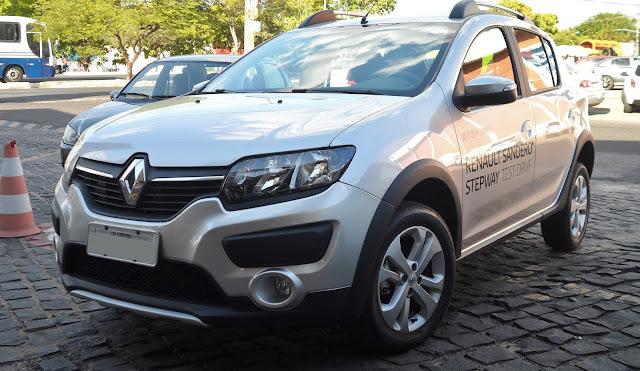 Como anda o Renault Sandero Stepway com câmbio Easy'R