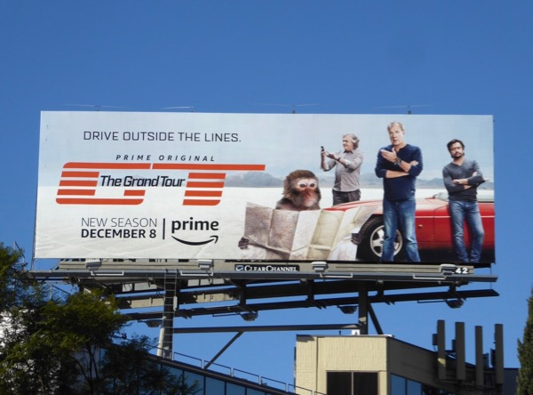 Grand Tour season 2 billboard