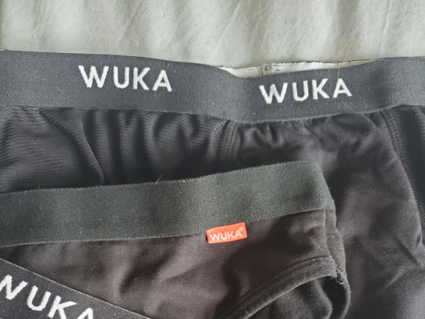 Sustainable Underwear: Wuka Period Pants Review