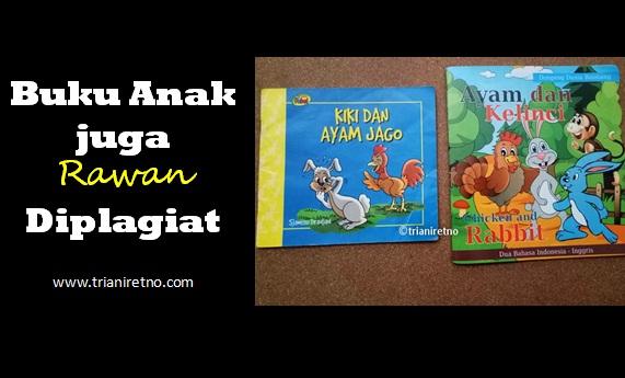 Buku Anak Juga Rawan Diplagiat