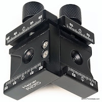 New Hejnar PHOTO F52 Dual 90° Angle Quick Release Clamp Preview