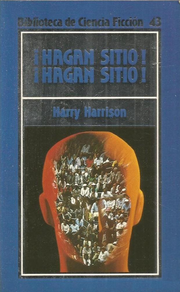 Cuando el destino nos alcance (Soylent Green) - Pelicula de Charlton Heston y Libro de Harry Harrison