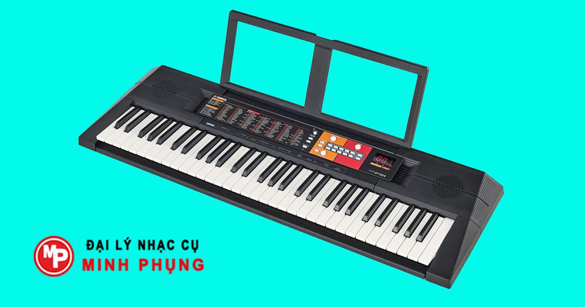 Shop Bán Đàn Organ Yamaha PSR-F51 Mới Nhất Nhập Từ Nhật Bản