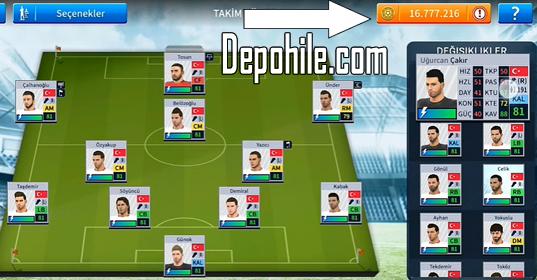 DLS 2020 Türkiye Milli Takımı Yaması + Para Hile (Euro Cup Özel)