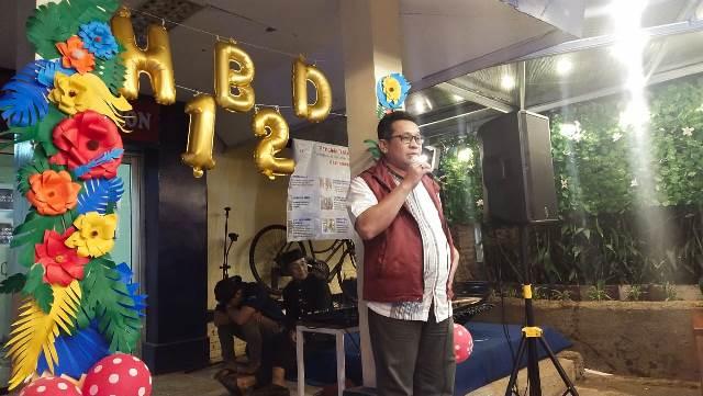 Peringati HUT ke-12, RKSB Maja FM Gelar Syukuran