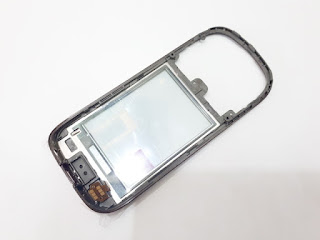 Touchscreen Nokia Asha 202 N202 New Original Plus Frame Casing Depan