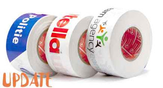 Printer Barrier Tape will Convey High Visibility Messages to Prospective Customers