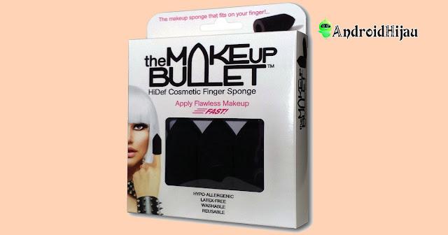 Produk produk The Makeup Bulltet HiDef Cosmetic Finger Sponge