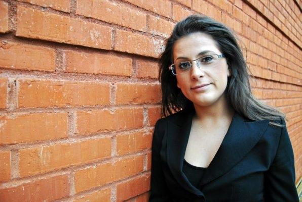 Tina Xhemajli portrait