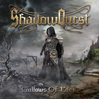 Shadowquest - Gallows of Eden (2020) - Album Download, Itunes Cover, Official Cover, Album CD Cover Art, Tracklist, 320KBPS, Zip album