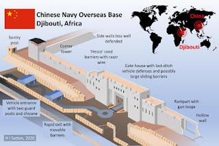 سور الصين العضيم حول قاعدة جيبوتي 960x0