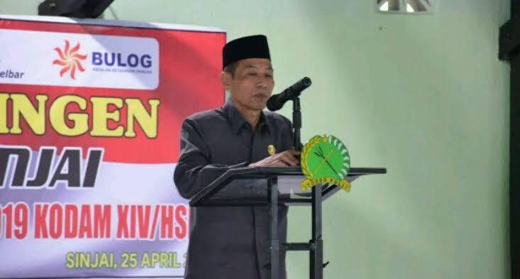 Idul Adha Ditengah Covid-19, Pembagian Daging Kurban di Sinjai Door To Door