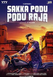 Sakka Podu Podu Raja2 2017 Hindi Dubbed 720p WEBRip