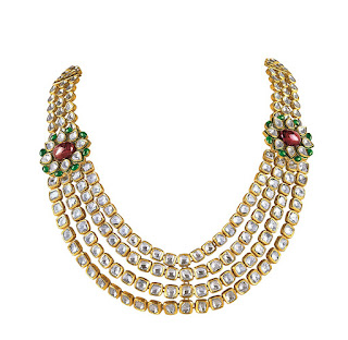 Bridal Affair Wedding jewellery collection from Minawala