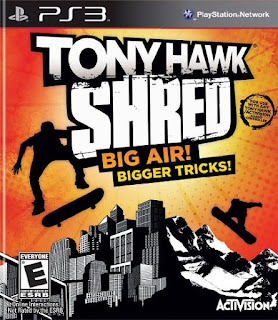 TONY HAWK SHRED PS3 TORRENT