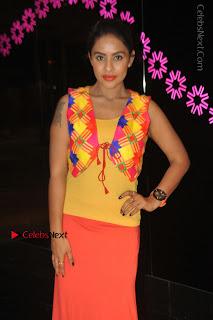 Telugu Actress Model Sri Reddy Latest Stills in Yellow Dress  0023.JPG