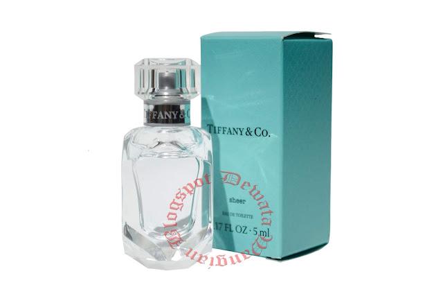 Tiffany Sheer Eau de Toilette Miniature Perfume