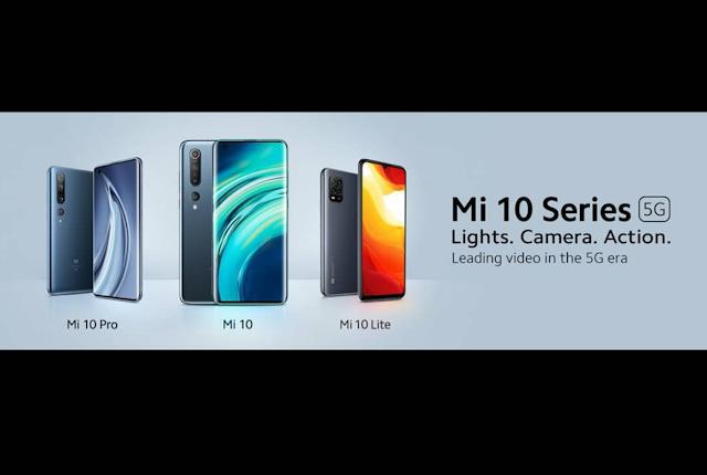 Mi 10 Lite Resmi Meluncur, Mempunyai 5 Kamera dan Snapdragon 765G
