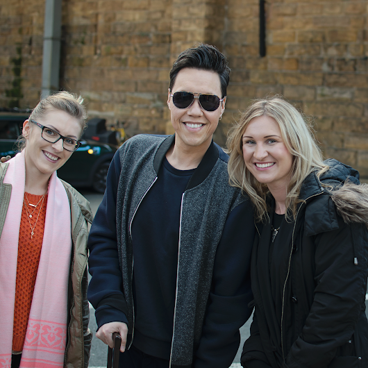 Gok Wan, frizzy hair & few snaps of Liverpool...