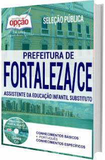 Apostila Concurso Prefeitura de Fortaleza 2017