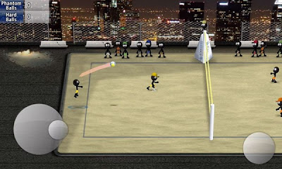 Stickman Volleyball Apk v1.0.2 New Release