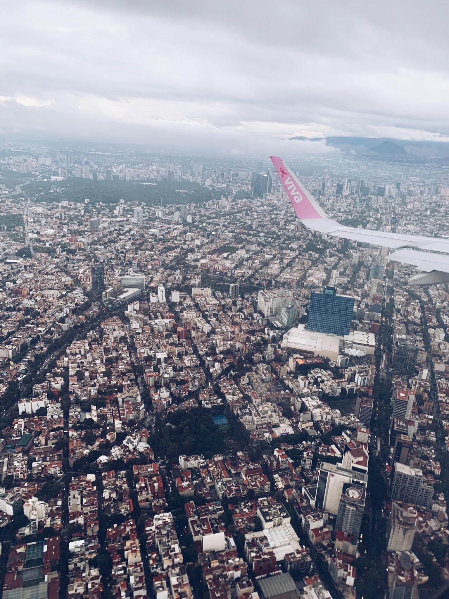 flight Mexico City