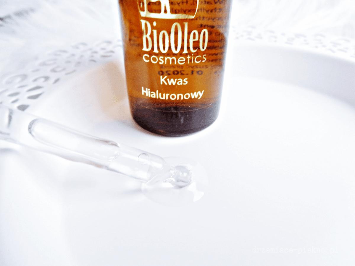 BioOleo kwas hialuronowy