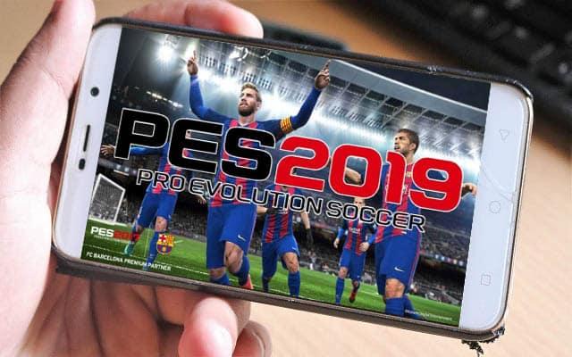 حمل لعبة PES 2019 قبل الجميع ! لعبة التي انتظرتها منذ ثمانية أشهر ! أصعب لعبة في العالم