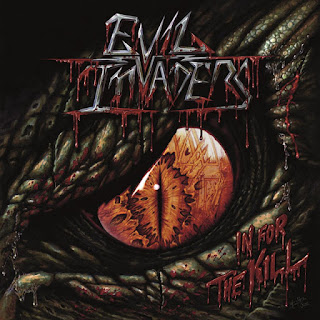 Evil Invaders - In For the Kill (EP) (2016) - Album Download, Itunes Cover, Official Cover, Album CD Cover Art, Tracklist