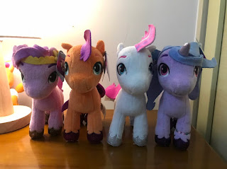 First My Little Pony G5 Plush Spotted on Taobao