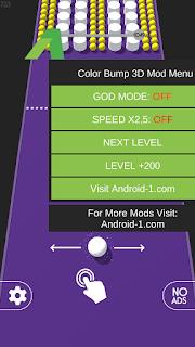 download color bump 3d mod apk